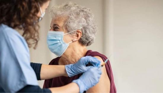 Szczepienie osoby starszej